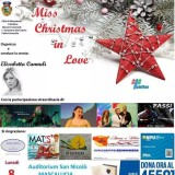 Mascalucia, 8 dicembre: Miss Christmas in love pro Telethon